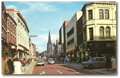 Fishergate, Preston (Preston Digital Archive) Tags: marks owen spencer bhs