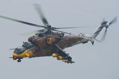 HuAF Mi-24 (KoenH) Tags: kecskemet