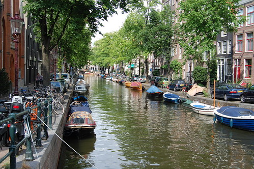 Eurotrip 2010: Amsterdam