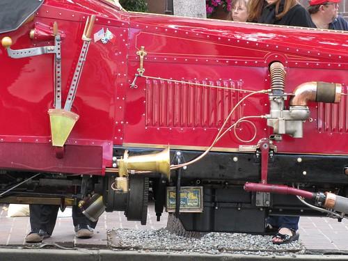 Detail: 1915 Van Blerck Special Speedster