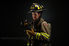 270_365 (Ainsley Joseph) Tags: nikon sb600 firefighter 80200 alienbees bunkergear project365 28g ab800 d700 ab400 day270