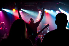Nottingham's 7.30.10-458 (bridget.n2d) Tags: music rock concert live gig band stagelights d90 whitehouseeffect