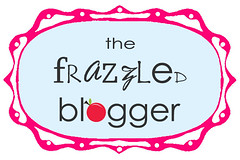 frazzled blogger