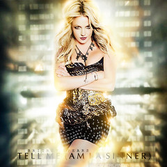 Britney Spears - Tell Me (Am I a Sinner) (COVERLANDIA) Tags: art me demo design am official tell spears album cover single britney sinner demos fanmade i coverlandia