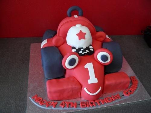 Large Roary Cake 3D