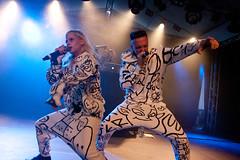 Die Antwoord på Øyafestivalen 2010