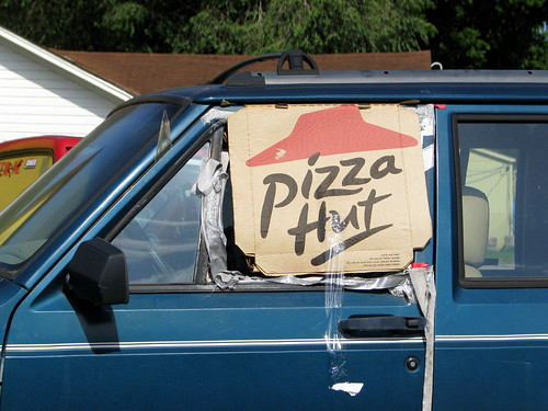 Redneck Replacement Window
