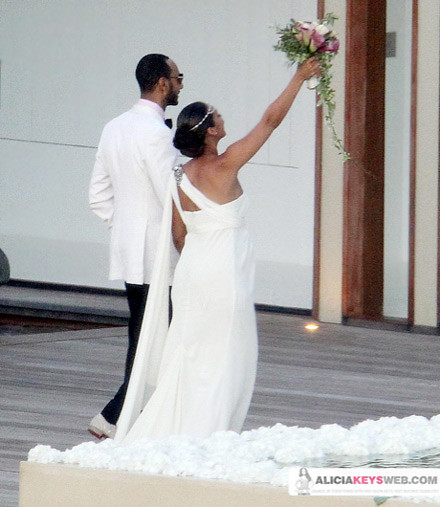 alicia-keys-swizz-beatz-get-married-4 by cibylwant flickr.com