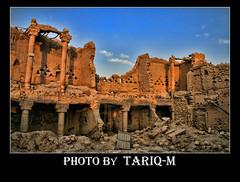 Heritage HDR (TARIQ-M) Tags: heritage riyadh saudiarabia hdr canonefs1855 canon400d olddirriyah