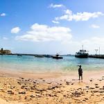 Goree beach