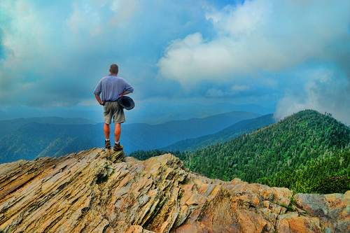 portrait cliff mountain selfportrait self view hiking summit 365 smokies gsmnp rockledge mtleconte clifftops 365days alumcavetrail thewifeisnothappy simple tips to start the weight loss journey Simple Tips to Start the Weight Loss Journey 4892098450 c7401e3f69