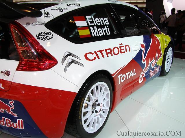 Citröen C4 WRC 2009 - Toma V