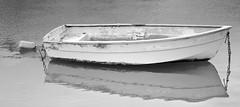 Boat #2 (Sean Batten) Tags: sea bw reflection boat portsmouth blackwhitephotos