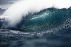 Pipe (coastalcreature) Tags: ocean hawaii surf power oahu surfer pipe barrel wave surfing northshore powerful pipeline bigwave