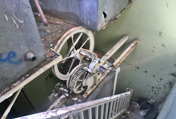 Lift mechanism