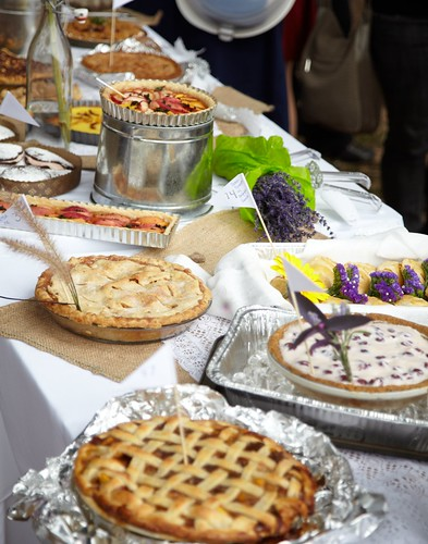 Pie in The Park - Prospect Park, Brooklyn, NYC