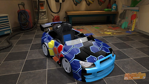 ModNation Racers for PS3 -- Digital Remix