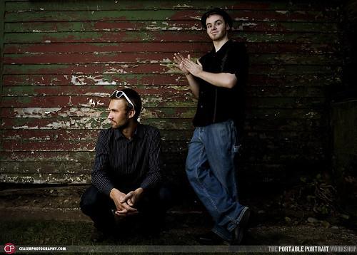 Jeremy & Myles: The Portable Portrait Workshop