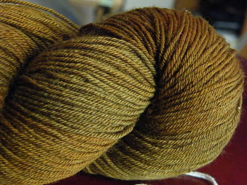 The Yarn Yard sock weight yarn