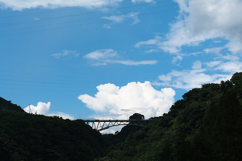Aso ohashi bridge