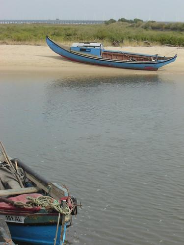 Praia Fluvial Samouco