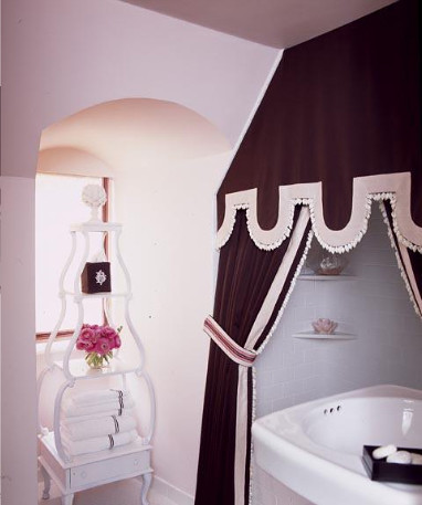 Ruthie Sommers Interiors - Bathroom