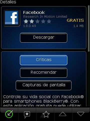 Facebook BB