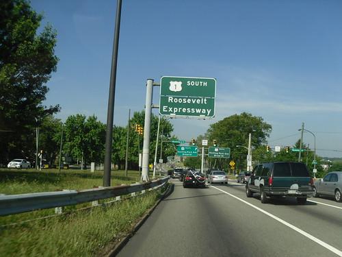 Rutas de los Estados Unidos