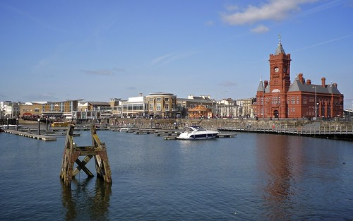 Port Authority Building, Cardiff Bay