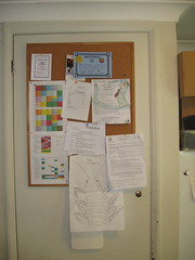 Notice board culled