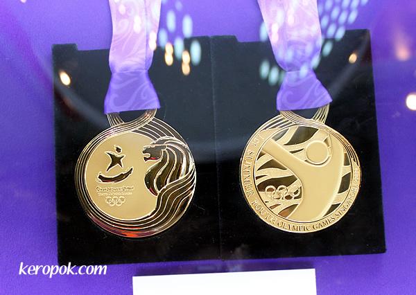 YOG Gold Medal