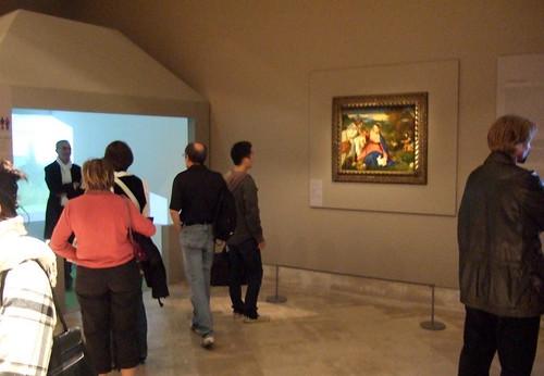 Photo diaporama - Vue de l'espace d'exposition