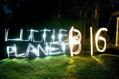 LittleBigPlanet 2: Light Writing