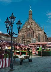 Nuremberg plaza