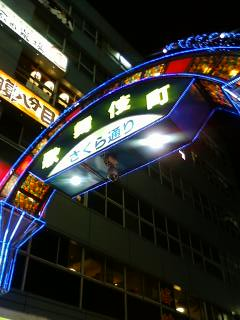 Kabukicho Sign