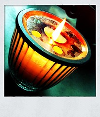 La llama de Valldemossa (oskar73) Tags: cerveza verano mallorca vacaciones calor iphone oskar73