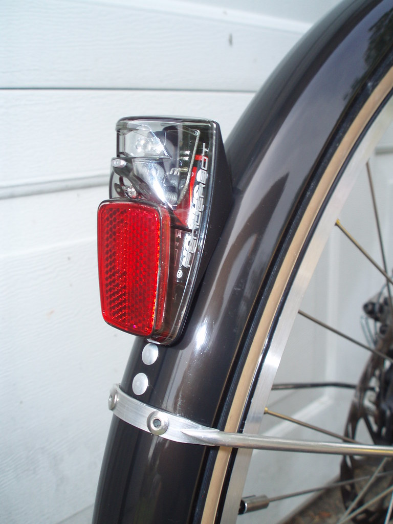 PDW Fenderbot tail light