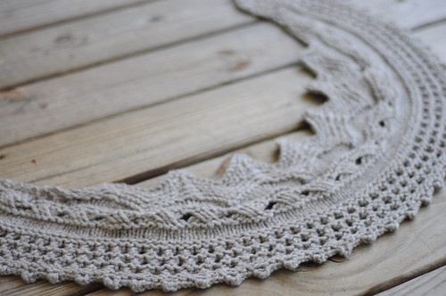 Vintage Candy Shawl