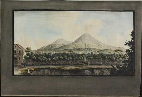 Plate 7, Mt. Vesuvius