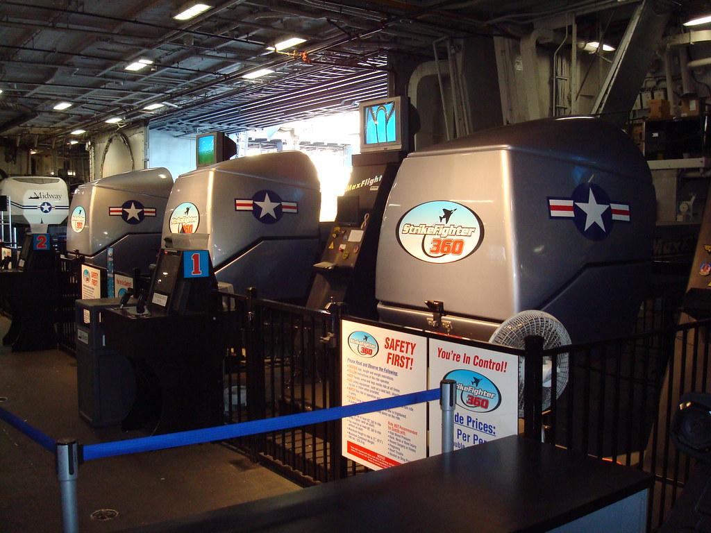 Flight Simulators
