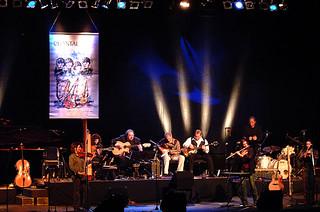 Beatleskonzert in der Phönixhalle