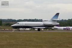 N550TH - 100 - Private - Dassault Falcon 900EX - Luton - 100714 - Steven Gray - IMG_7276