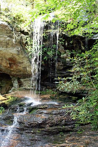 D4 waterfall