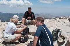 San Gorgonio summit lunch stop (SBGrad) Tags: mountain aperture nikon san nikkor 2010 gorgonio alr d90 24mmf28d sangorgoniomountain