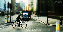London (Tilt-Shift Miniature Fakes) (AlexEdg) Tags: travel london 50mm xpro action ul 50mmf14 2010 tiltshift miniaturefakes 50mmf14g alexedg alledges nikond300 actiontiltshiftny1000x1000