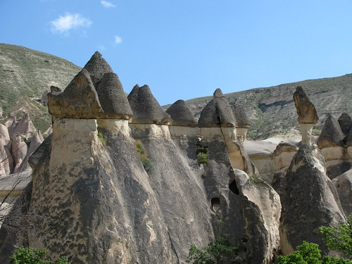 Fairy Chimneys of Cappadocia Turkey