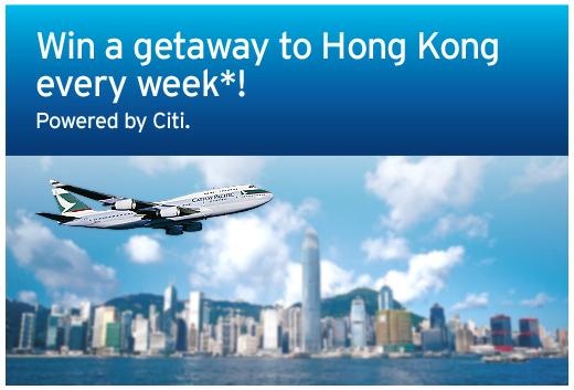 Come Join Citi Mobile Photo Contest !