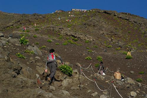2010富士登山