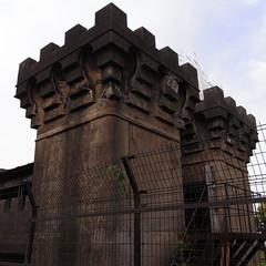 Komatsugawa Lock Gate 03