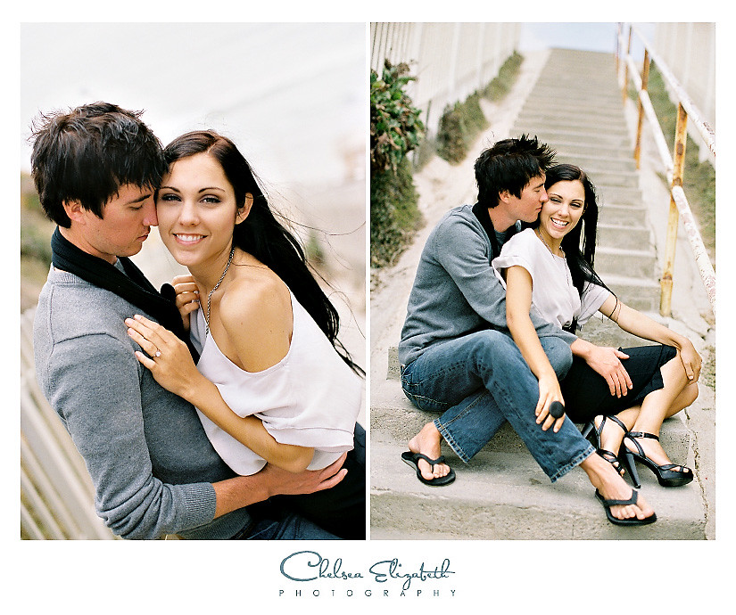 carlsbad engagment session